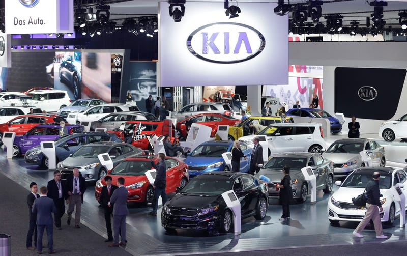 Detroit Auto Show's Attendance Is Best In Eleven Years