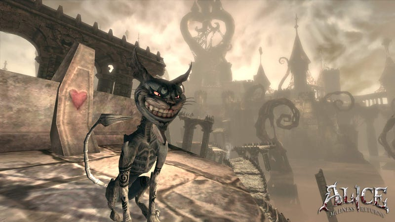 Alice: Madness Returns Returns With Some Very Lovely Images