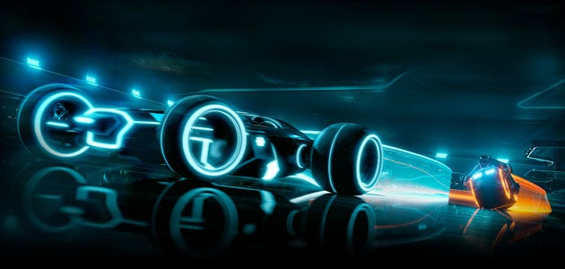 Tron Legacy Preview A Slice Of Sleek, Sexy Video Game Hell