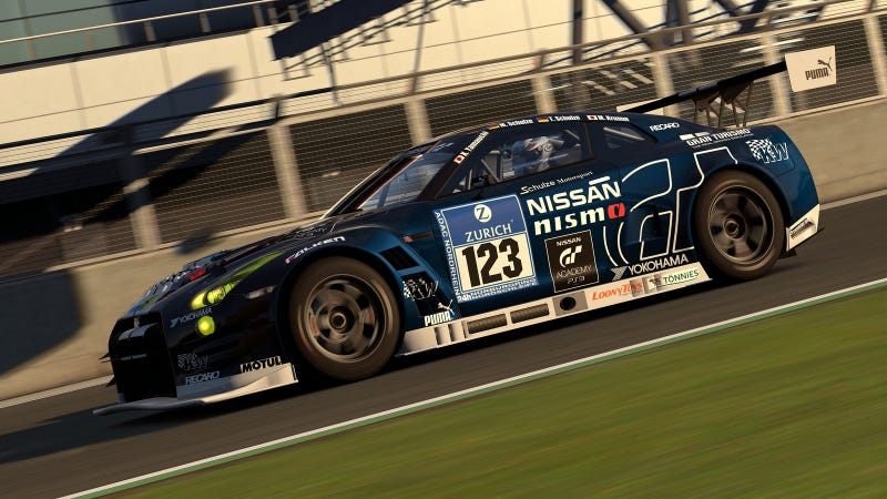 Gran Turismo 6 Comes to PS3 for the Holidays