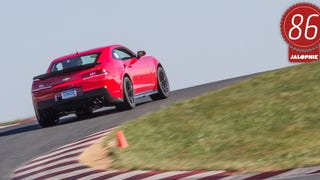 2014 Chevrolet Camaro Z/28: The Jalopnik Review