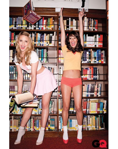 Terry Richardson Makes Glee All Porny
