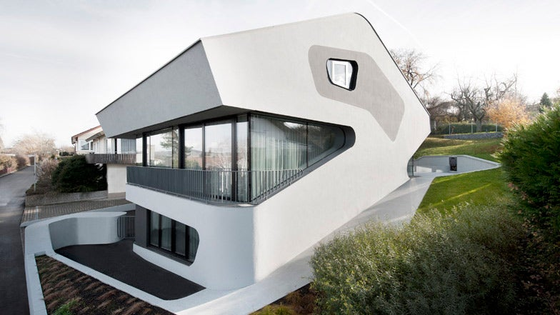 I Want to Live in a House Shaped Like a Dinosaur's Head