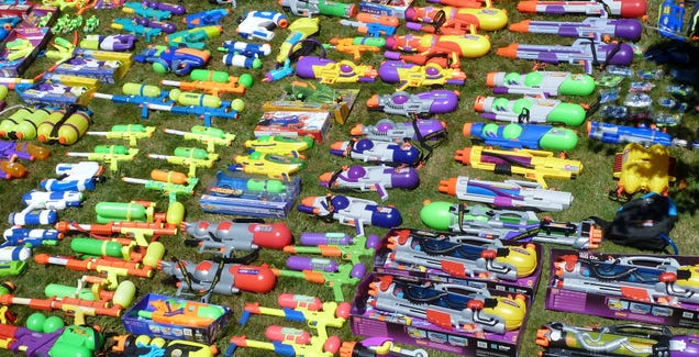 What Is Your Favorite Super Soaker?