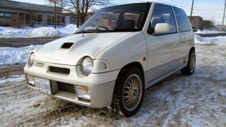 Rule All Kei-Cars With This Suzuki Alto Works RS/R