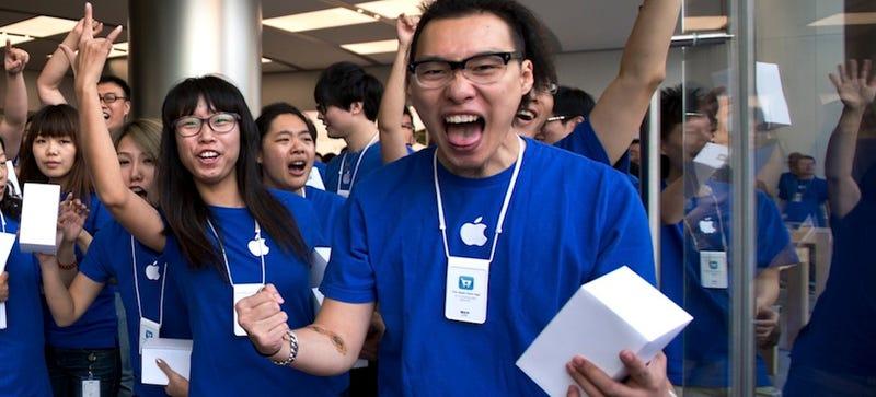 The Six Types of Apple Store Genius