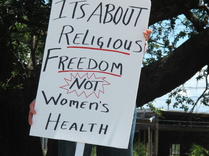 Texas Judge Strikes Against Healthcare Birth Control Mandate