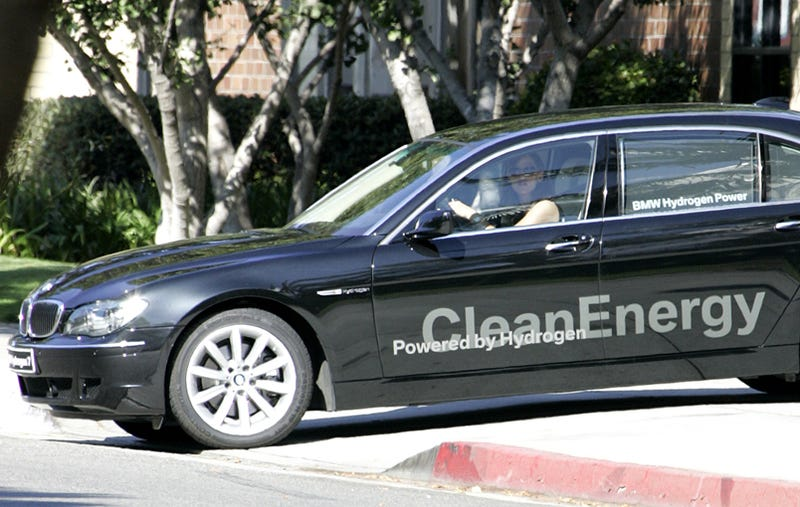 Jennifer Garner's Clean Beamer