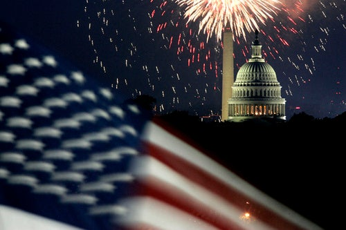 The Fourth of July is All About Drinking and Handling Explosives