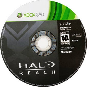 Halo: Reach Load Times, Installed vs. Disc