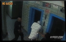 Tape Shows NYPD Officer Beating the Hell Out of Army Veteran