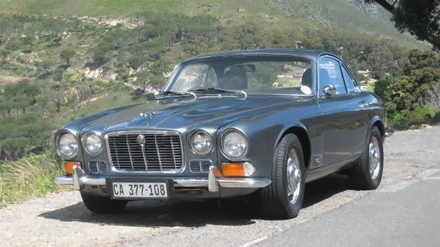 This Is What A Jaguar XJ6 Looks Like After A Tummy Tuck