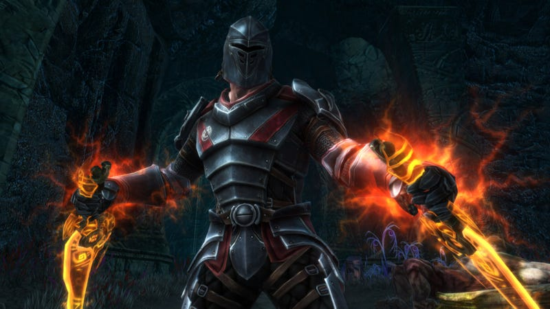 I Reckon Mass Effect 3 In-Game Goodies Will Do Wonders for the Kingdoms of Amalur Demo