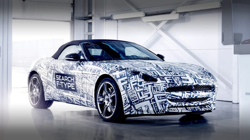 Jaguar F-Type Is The New E-Type