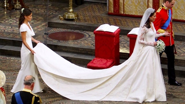 People Are Raving About Kate Middleton's McQueen Wedding Dress