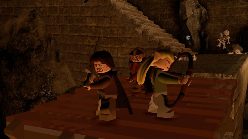 Lego Lord of the Rings Is The Cutest Lego Video Game Ever Made