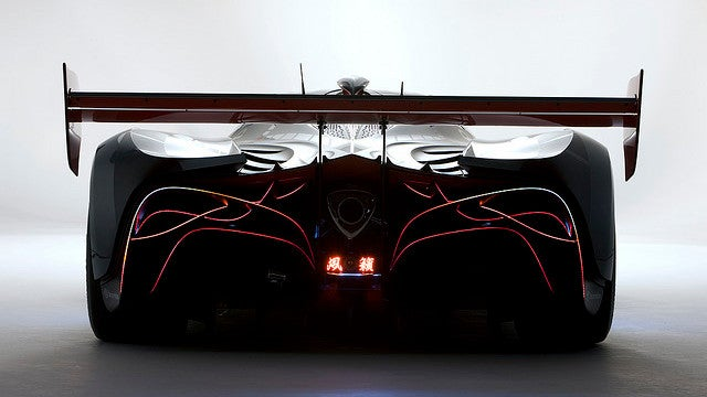 The ten coolest taillights ever