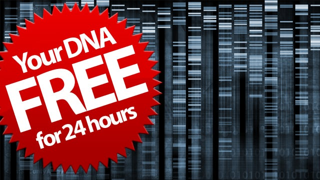23andMe's (Free) DNA Test: Pointless or Profound?