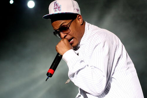 Rapper T.I. Talks a Man Out of Killing Himself