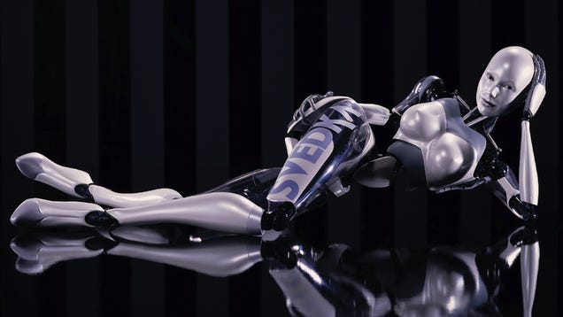 The Robots of the Future Might Be Just as Sexist as Humans