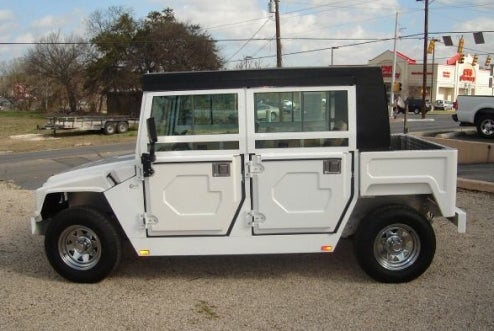 Possible Hummer H9T Mule For Sale On Ebay