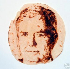 Buy This Magical Lou Dobbs Tortilla Before It Is Deported