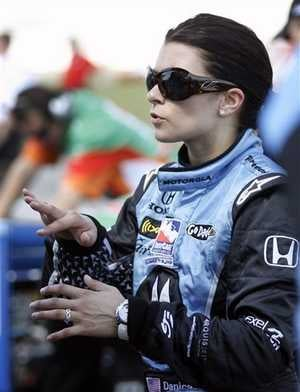 Add Trannies To The List Of People Faintly Annoyed By Danica Patrick