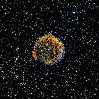 supernova first observed in 400 years - photo #39
