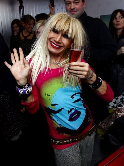 Betsey Johnson Now Practically Owned By Steve Madden