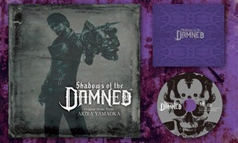 Buy a Shadows of the Damned CD, Get an Autograph