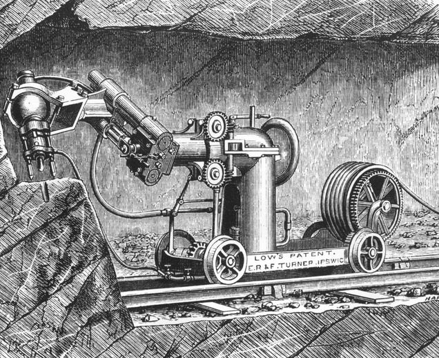 24 Tunneling Machines That Created a World Beneath Our Feet