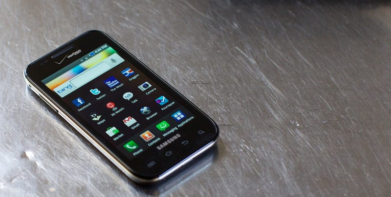 Samsung Fascinate Lightning Review: When Greedy Carriers Ruin Decent Phones