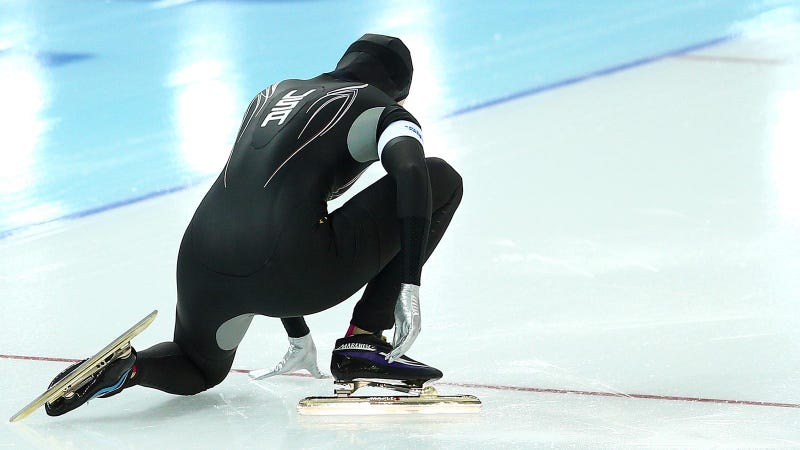 Is A Crappy Under Armour Race Suit Slowing Down U.S. Speed Skating?