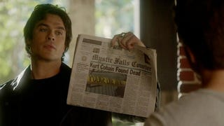 On <em>Vampire Diaries</em>, The Worst Part Of Immortality: You Can't Start Over