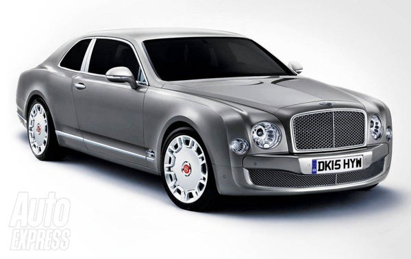 Bentley Turbo R could return by 2013