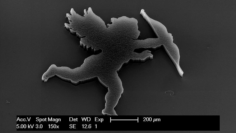 How Effective Can a Microscopic Nanotube Cupid Really Be?