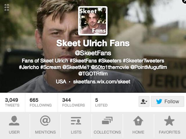 """""""Skeet Fans"""""""