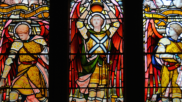Our Windowless Megachurches Are Killing the Stained Glass Industry