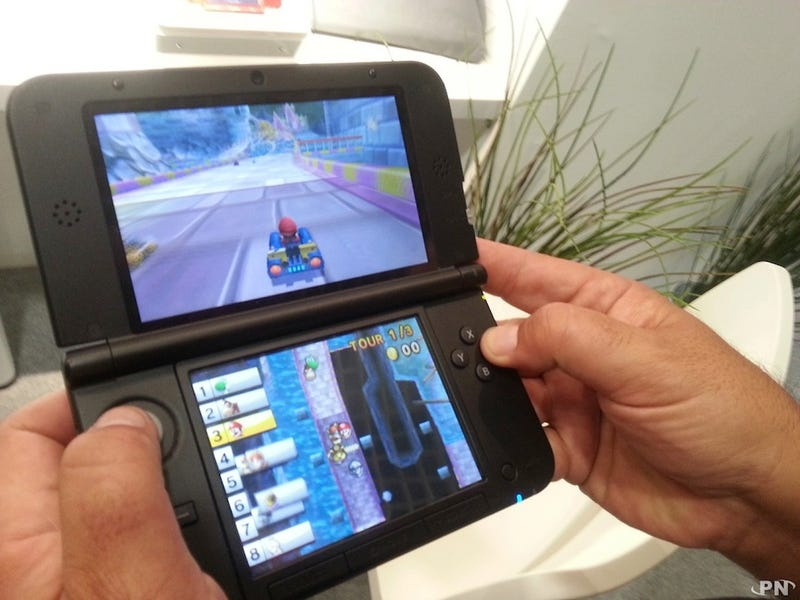 First 3DS XL Hands-On Previews Report Improved 3D, Clear Graphics