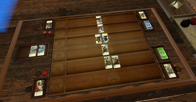 Now You Can Play Gwent Without All That Witching