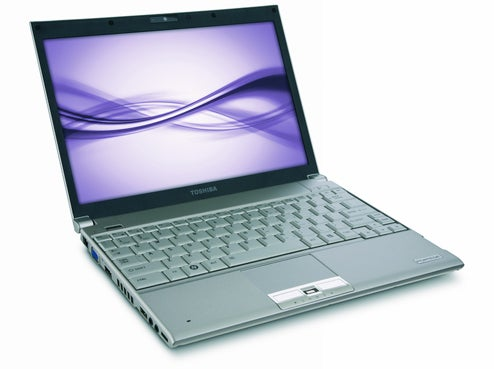 Toshiba Portégé R600 Ultraportable Holds Its Own on Worst Notebook Launch Day Ever