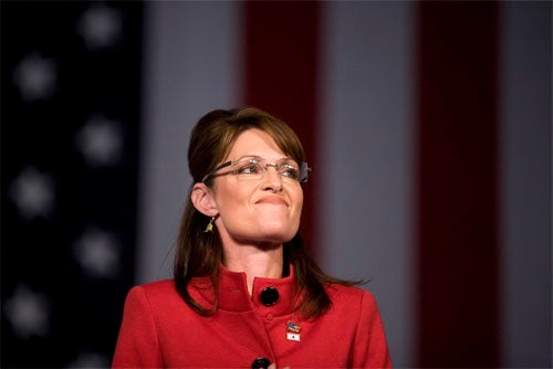Sarah Palin As VP, And Other Visions Of Dystopic Futures