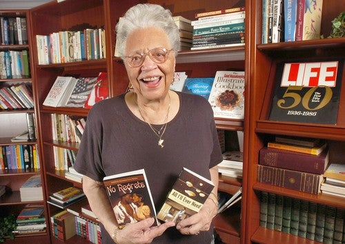 Love Story: Mildred Riley Is A Hero To Start The Week.