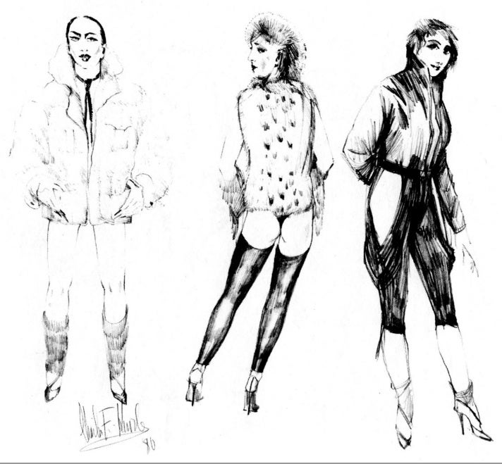 Blade Runner Sketchbook takes you back to the neo-noir future