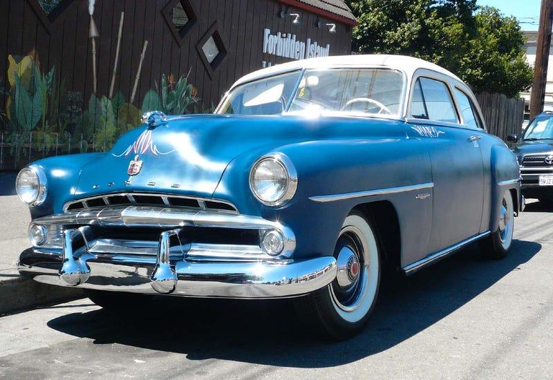 1951 Dodge Wayfarer