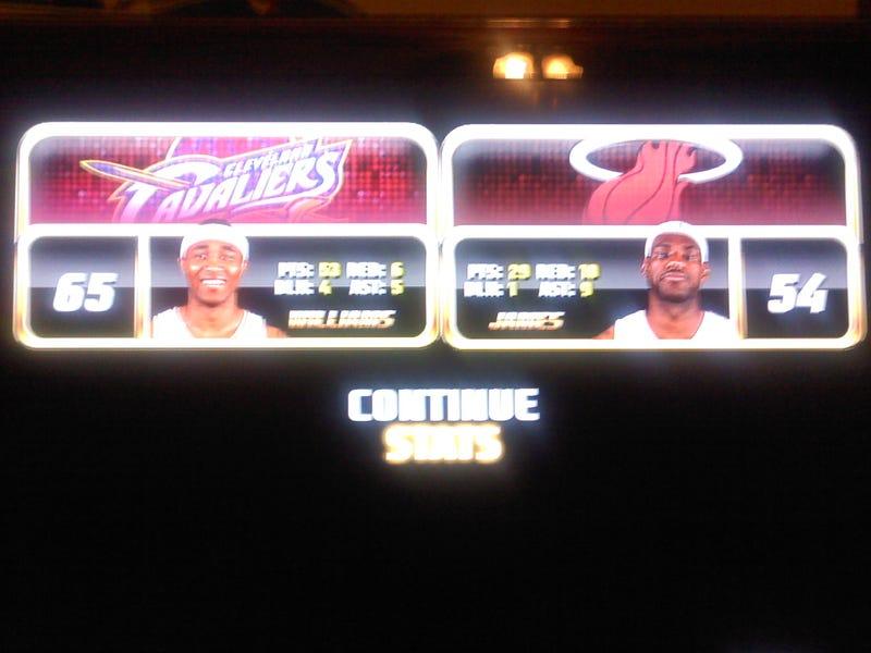 Box Scores: Cleveland Dreamer