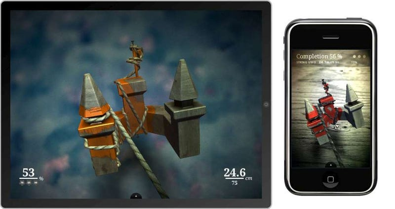 The First Ever Gloriously Big, Gloriously Detailed Shots of an iPad Game