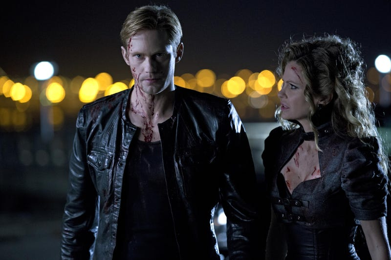Tons of True Blood pics show the future for our favorite fang-bangers