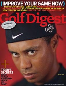 The Smutty Innuendo Of Tiger Woods's Golf Digest Columns