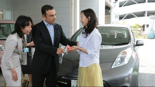 "Nissan Adding More ""Ladies First"" Dealerships In Japan To Target Women"